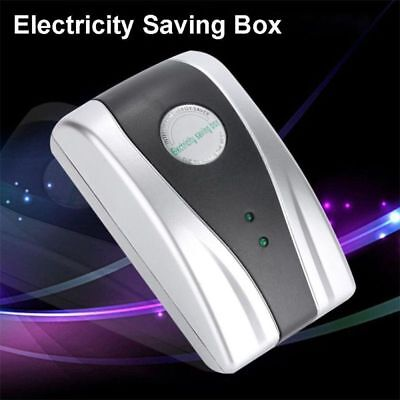 Eco Watt365-NEW Power Energy Power Saving Box UK US EU Plug Electric Power Saver