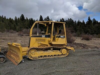 Cat D5g xl Dozer Manual
