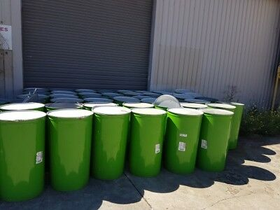 Metal Tapered 205 lt drum Barrel - Food Grade