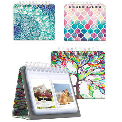 Fintie Calendar Photo Album For Fujifilm Instax Mini 9 Mini 8/90 W/64 Pockets