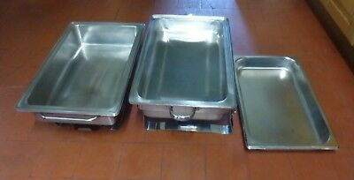 Stainless Steel Chafing Dishes (854K)