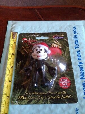 Felix The Cat Holiday Danglers By NJ Croce