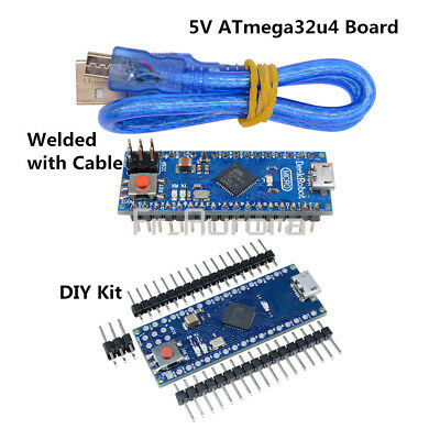 5V 16M ATmega32u4 Micro Controller Board for Arduino with Cable Replace Pro Mini