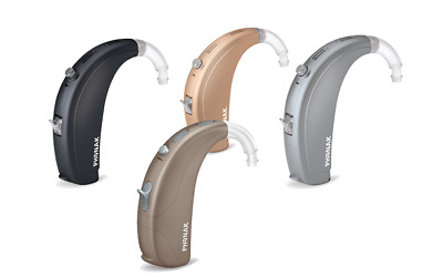 Brand New Phonak Baseo Q5Sp/m  Hearing Aid Fast Delivery With Warranty