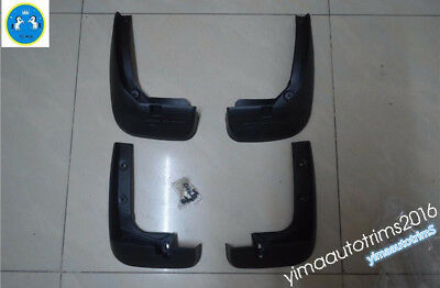 For Honda FIT JAZZ 2014-2018 Front + Rear Fenders Mud guards Flap Protection Kit