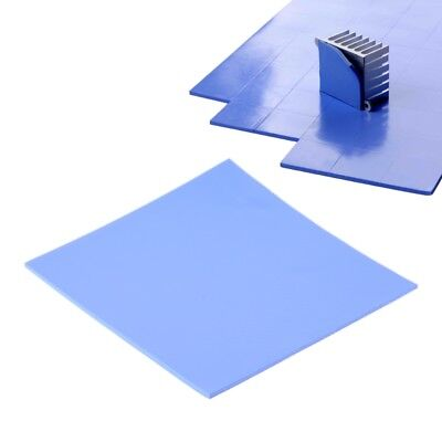 CPU Thermal Silicone Heatsink Pad Cooling Conductive Pads Cooler 100x100x2mm