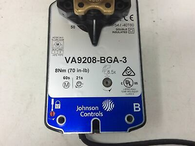 Johnson Controls Actuator VA9208-GGA-2