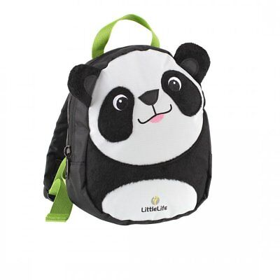 LittleLife Panda Toddler Backpack with Rein