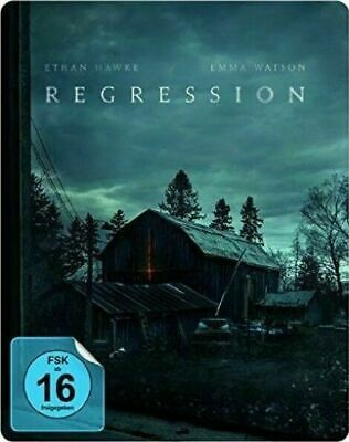 Regression - Limited Edition Steelbook [Blu-ray] New & Factory Sealed!!