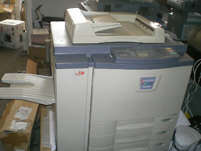 Toshiba e studio 3100c, color copier/printer not working for parts