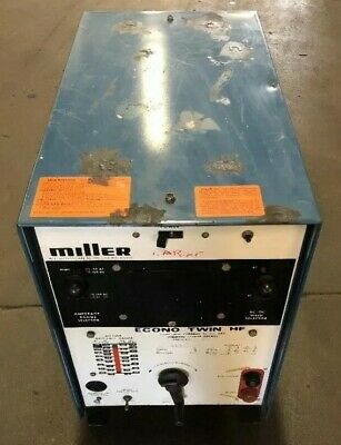 Miller Electric Econo Twin HF JB-21 *Fast Shipping* Warranty!