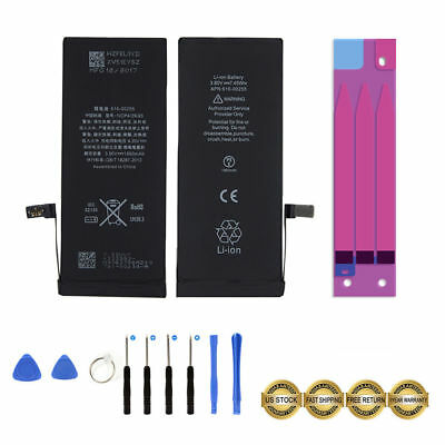 Brand New 1960mAh Li-ion Battery Replacement With Flex Cable For iPhone 7 4.7""