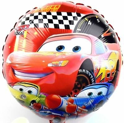 R5F1 Helium Folienballons Cars McQueen Kindergeburtstag Wage Party Auto balloon