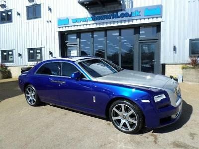18 Rolls-Royce Ghost 6.6 4DR Automatic