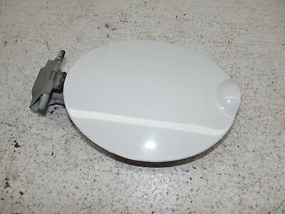 2001-2007 Ford Escape Oem White Fuel Gas Petrol Filler Door Lid Cover & Hinge