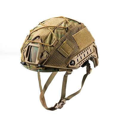 OneTigris Tactical Airsoft Helmet Cover 05 for Ops-Core FAST PJ Helmet Headwear