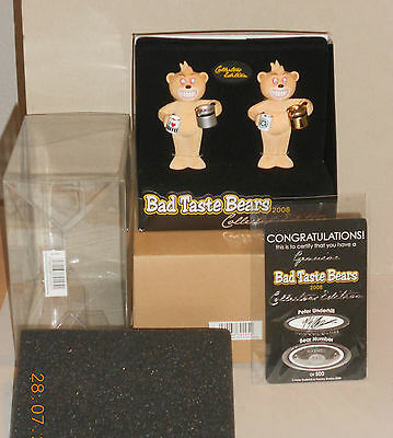 Bad Taste Bears Maxwell  Limited Edition Neu in OVP Starbucks Kaffee Coffee BTB