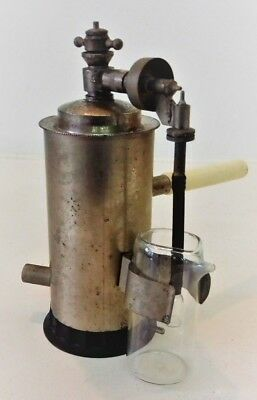 Early Electric Lister Type Carbolic Steam Spray Surgical Medical Sterilisation