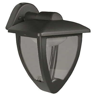 Luxform Lighting 230v Luxembourg Wall Light Down in Anthracite