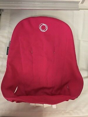 Bugaboo Cameleon Stroller Canvas Pink Seat Liner Cover Girl Baby Toddler Child