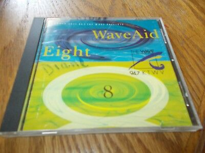 Wave Aid Eight - The Wave 94.7 Cd