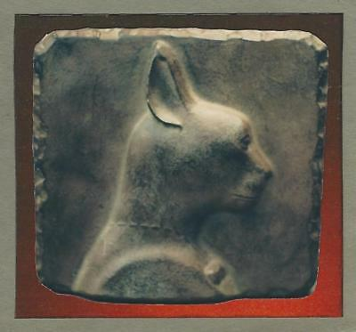 Bast Cat Egyptian Museum Replica  Relief Sculpture 9380