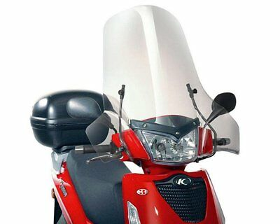 Windschild GIVI Airstar klar Kymco People S 50-125-200 Bj. 0