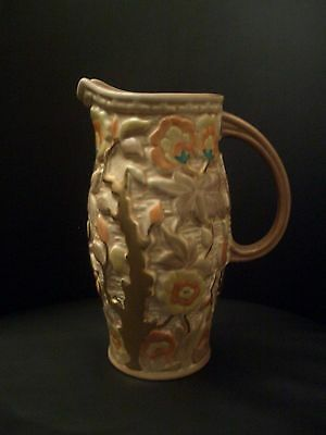 Indian Tree pattern Jug by Wood - good condition
