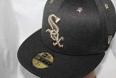 hot sale online 7117b a2671 CHICAGO WHITE SOX New Era 2017 MLB All Star Game Patch 59Fifty,Cap,Hat