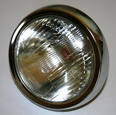 Optique de phare 6 volts YAMAHA RD 80 MX  1981/82 5G0-84103-20