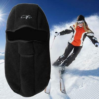 Fleece Motorcycles Thermal Balaclava Neck Winter Ski Full Face Mask Hat Cover Aя