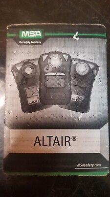 New MSA ALTAIR  H2S Gas Detector