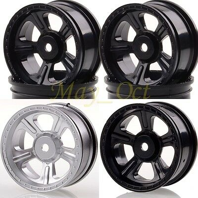 4xHex:12MM Width:26mm Offset:3MM Wheel Rim 1041 For RC 1/10 On-Road Drift Racing