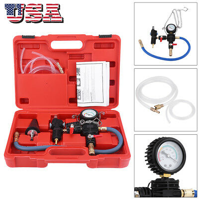 Cooling System Vacuum Purge And Refill Car Van For Auto CAR Radiator Tool Kit