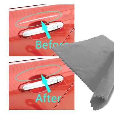 For Car Scratch Polish Magic Cloth Scuffs Surface Repair Light Paint Remover hot