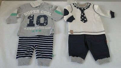 Bundle of Baby boys clothes summer 0-3 months  Babaluno baby BNWT