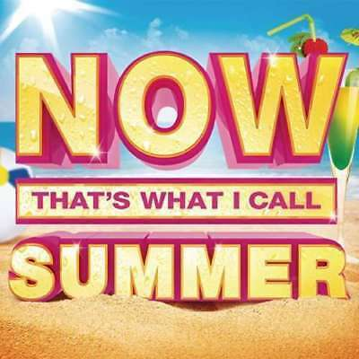Various Artists - Now That's What I Call A Summer Party 2017 NEW CD