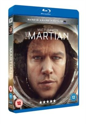 The Martian 3D+2D Blu-Ray NEW BLU-RAY (6456015044)