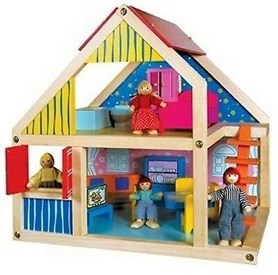 NEW Doll House with furniture