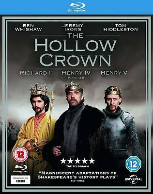 The Hollow Crown - Complete Mini Series Blu-Ray NEW BLU-RAY (8308301)