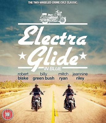 Electra Glide In Blue Blu-Ray NEW BLU-RAY (OD652)