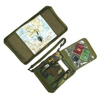 101 Inc kaartmap A3 formaat Recon groot - Camouflage Woodland
