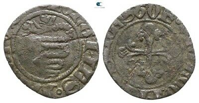 Savoca Coins Italy Milano Medieval Coin Serpent Snake 0,44g/13mm $KBP3173