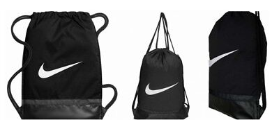 New Strong Nike Brasilia Gymsack Gym Bag Training Sports Bags Drawstring