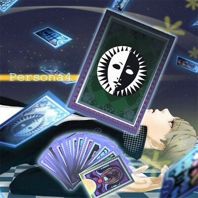 Persona 4 Cosplay Props Destiny Tarot Fortune Telling Cards Table Party Games