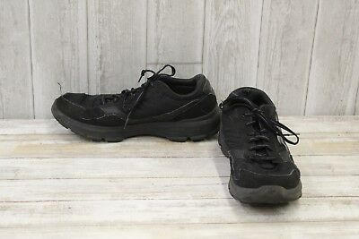 Black  68S Men/'s Skechers 50067 Agility Hyper Gravity Athletic Sneakers New
