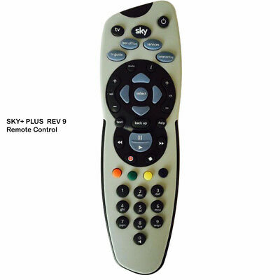 Brand new Universal Replacement Remote Control for SKY+ PLUS REV 9