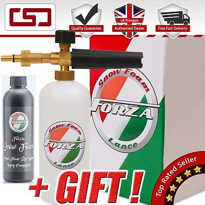 Snow Foam Lance FORZA Compatible With STANLEY + Snow Foam 250ml + GIFT !