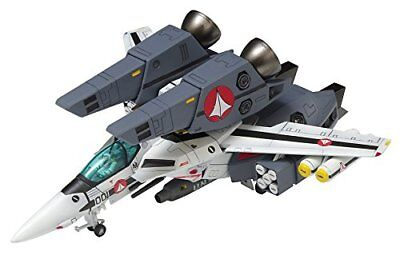 WAVE 1/100 Macross VF-1S Super Valkyrie Fighter Roy Focker Model Kit