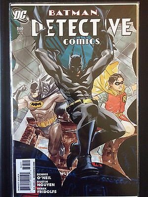 Detective Comics (1937 1st Series) #866   Batman   Robin  O'Neil   VF/NM